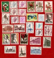 1975 ~ BELGIQUE  Années Complètes Neufes ~~ 49 Valeurs + 2 Carnets  (3 Scans) - Bélgica