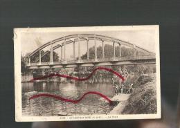 Cpa 952883 Auvers Sur Oise Le Pont 1943 , - Auvers Sur Oise