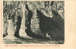 Dép 09 - Grottes - Ussat Les Bains - Vue Intérieure D'une Des Salles De La Grotte De Lombrives - Bon état Général - Francia