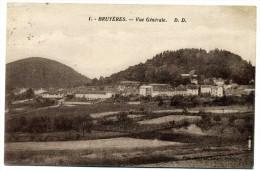 88 - Bruyères - Vue Générale  N° 1 - Bruyeres