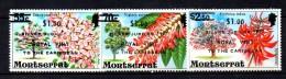 CI540 - MONTSERRAT, Royal Visit E Silver Jubilee  375/77 ***  MNH - Montserrat
