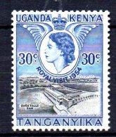 CI543 - KENYA UGANDA & TANGANYIKA SG166 1954 ROYAL VISIT ***  MNH - Montserrat