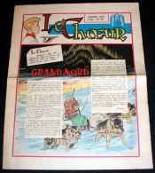 LE CŒUR. N° 107. GRAND NORD, Par GEORGES, Ill Par BROCHARD - Unclassified