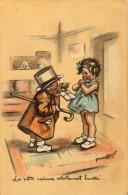 G. Bouret 1935-36 - Les Petits Cadeaux Entretiennent L'amitié... - Imp. Henri Meyer Fils - Bouret, Germaine