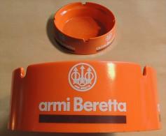 Ancien Cendrier De Comptoir D'armurier - ARMI BERETTA - Fabrication Italie 1973 - Tobacco (related)