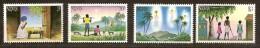 Nevis 1983 Yvertn° 147-50 *** MNH Cote 3,50 Euro Noël Christmas Kerstmis - St.Kitts-et-Nevis ( 1983-...)