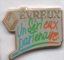 Auto Renault , Evreux - Renault
