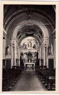 FERNO CRISTIANA - INTERNO CHIESA - 1949 - VARESE - Vedi Retro - Formato Piccolo - Varese
