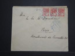 ESTONIE - Enveloppe Pour Paris En 1924 - A Voir - Lot P14528 - Estonie