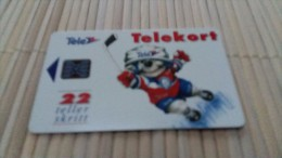 Phonecard Norway 5mint,Neuve)Only 25.000 Made  2 Scans  Rare - Norvège