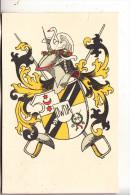 0-4000 HALLE Saale, Studentica, Studentischer Shakespeare Verein DWDA, 1911 - Halle (Saale)