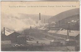 Environs De Winenne - Les Usines De Flohimont (France) Cuivre, Aluminiu, Acier - 1910 - Sans Nom D' éditeur - Autres Communes