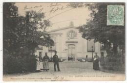 93 - PANTIN - Salle Des Fêtes, Rue De Paris - RF 220 - 1904 - Pantin