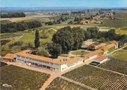 AGRICULTURE Vignes Vignoble Vin - BOMMES (33) Chateau De La TOUR BLANCHE (1er Cru Classé) Ecole Viticulture - CPSM GF - Vignes