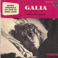 "B-O-F  Michel Magne / Mireille Darc "" Galia "" - Filmmusik"