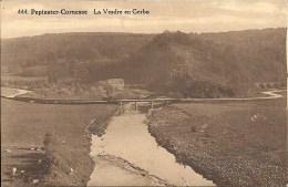 444. PEPINSTER-CORNESSE : La Vesdre En Gerbe - CPA PEU COURANTE - Photo-Edit. Hayet-Faymonville, Lambermont - Pepinster