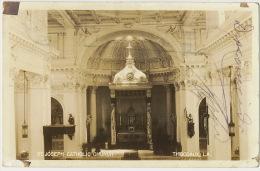 Thibodaux Louisiane St Joseph Catholic Church Censor To Santa Clara Cuba Cachet Censure - Etats-Unis