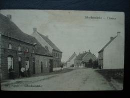 Cpa/pk  Scheldewindeke : Chiepca - Oosterzele