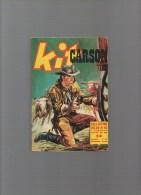 KIT CARSON ,album N°49 Avec N° 383,384,385,386 - Livres, BD, Revues