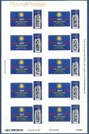 2010 ETATS UNIS Rotary** Feuillet , Polio - Taiwán (Formosa)