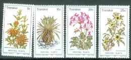 Transkei 1981 Flowers MNH** - Lot. 4389 - Transkei