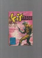 KIT CARSON ,album N°43 Avec N° 337,338,339,340341,342,343,344 - Livres, BD, Revues