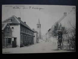 Cpa/pk  Baelegem Balegem Kerkstraat - Oosterzele