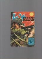 KIT CARSON ,album N°45 Avec N°353,354,355,356,357,358,359,360 - Autres Auteurs