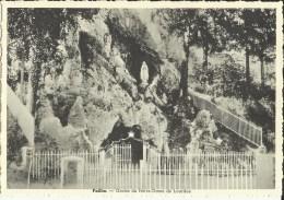 Pailhe -- Grotte de Notre - Dame de Lourdes.     (2 scans)