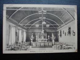 Cpa/pk  Baelegem Balegem Kapel Van Het Klooster - Oosterzele