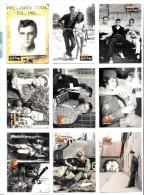 LOT DE 95 CARTES TRADING CARDS ELVIS PRESLEY  DE 1995 EN PARFAIT ETAT (22 PHOTOS) - Cinéma & TV
