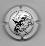 Capsule Crémant D´Alsace - Capsules & Plaques De Muselet