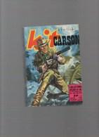KIT CARSON ,album N°46 Avec N°361,362,363,364,365,366,367,368 - Autres Auteurs