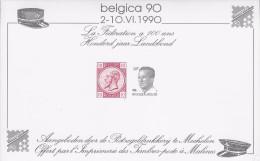 Belgica 90 - Zwarte/witte Blaadjes