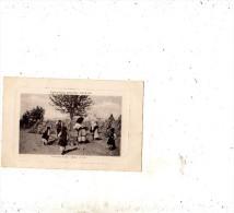 SERBIE CAMPAGNE D'ORIENT 1914 1918 FEMMES SERBES BATTANT LE MAIS (EDITION DE LUXE) - Serbie