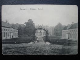Cpa/pk Beirlegem Kasteel 1918 - Brakel