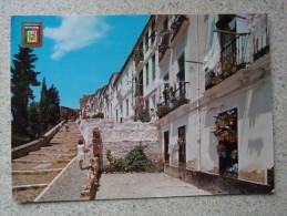 50664 SPAIN: ANDALUCIA: MALAGA: La Corache. - Malaga