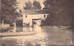 78 - DENNEMONT : Le Vieux Moulin En Aval - CPA - Yvelines - Andere Gemeenten