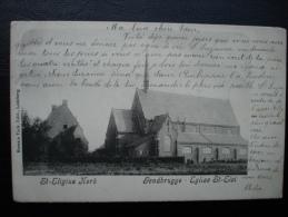 Cpa/pk Gentbrugge Gendbrugge St - Eligius 1914 - Gent