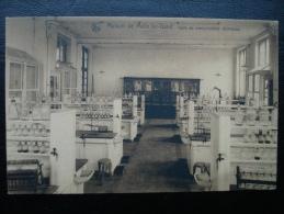 Cpa/pk Melle Maison De Melle Lez-Gand Salle De Manipulations Chimiques - Melle