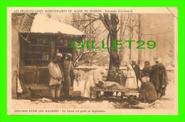 BARAMULLA, JAMMU ET CACHEMIRE - MISSIONS - LES FRANCISCAINES MISSIONNAIRES DE MARIE EN MISSION, LES MALADES - - Inde