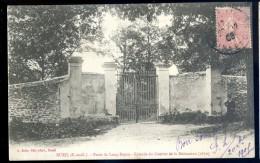 Cpa Du 92 Rueil - Porte Du Long Boyau -- épisode Du Combat De La Malmaison   DEC15 03 - Rueil Malmaison