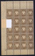 Bayern  Mi Nr 60 X MNH/**/Postfrisch   Einheit 20    Perforation Fragile - Bayern