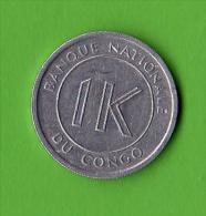 CONGO / 1 LIKUTA / 1967 /   - BEL ETAT - Congo (República 1960)