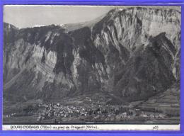 Carte Postale 38. Bourg-d'Oisans  Au Pied De Prégentil  Trés Beau Plan - Bourg-d'Oisans