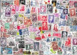 - VRAC - FRANCE  2700 Timbres TOUS DIFFERENTS, à Saisir ! TRES BEAU LOT - Stamps
