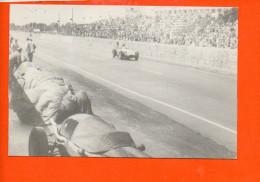 Courses Automobiles Autour De La Prairie En 1952 (ouest France )   (non écrite Et Non Oblitérée) - Cartes Postales