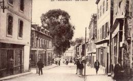 HENNEBONT - Rue Trottier - Hennebont