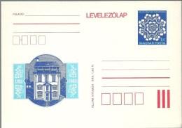 3335b Hungary Postcard Economy Industry Factory Unused - Factories & Industries