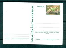 Autriche - Austria 1990 - Carte Postale 4,50 S - Entiers Postaux